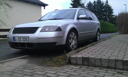 VW B5 GP (Typ 3BG)